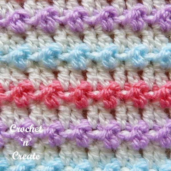 textured stitch