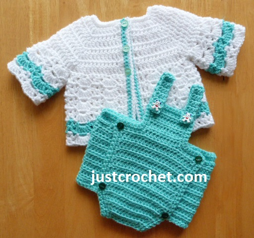 diaper cover and cardi