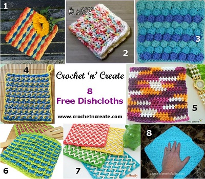 dishcloth roundup 1