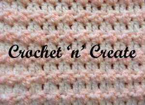 up and down crochet stitch