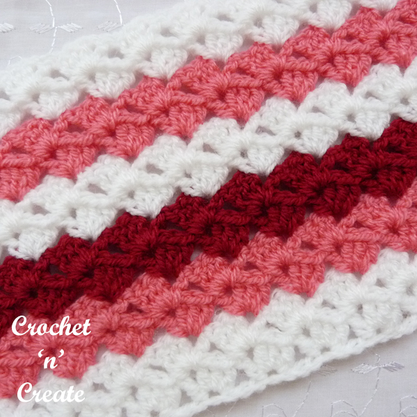 shell crochet tutorial