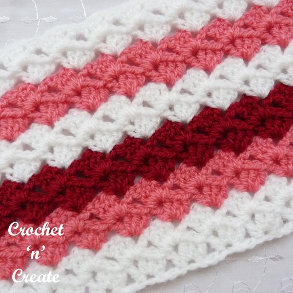 shell crochet tutorial