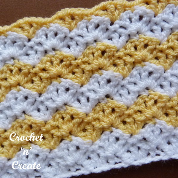 open shell stitch