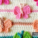 butterfly crochet stitch