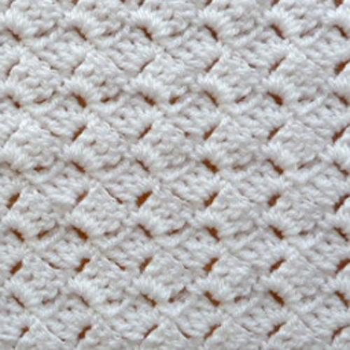 crochet hatch stitch