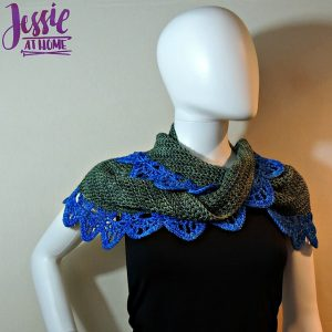 crochet-wraplette