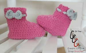 babies first booties
