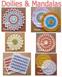 doilies and mandalas