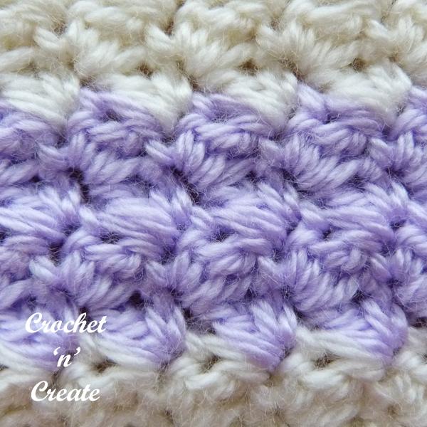 sedge stitch tutorial