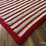 afghan crochet blanket