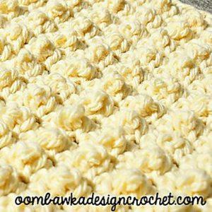 crochet granule stitch
