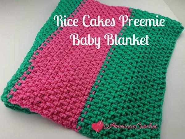 rice cakes blanket