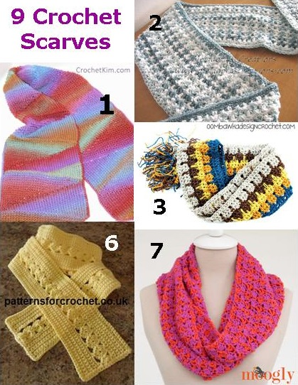 scarves roundup