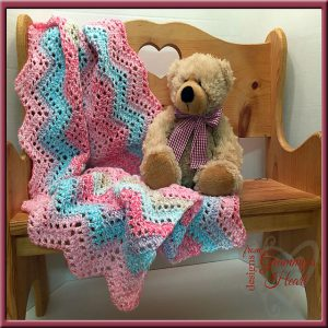 angel ripple blanket