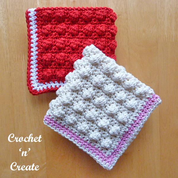 red-cream cloths