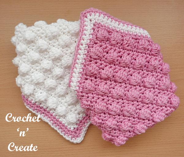 crochet scrubbie dishcloth-600b