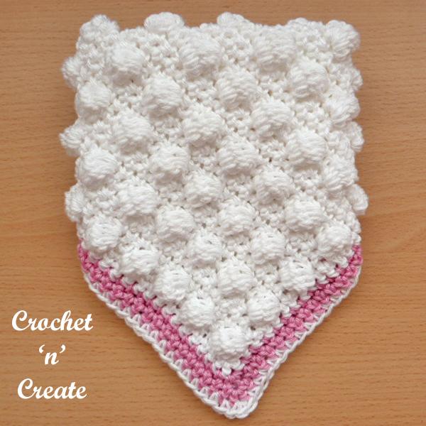crochet scrubby dishcloth-600c