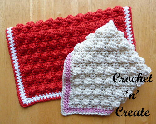 scrubby dishcloth