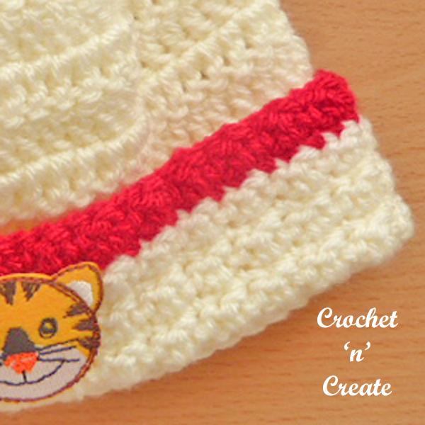 free woodland crochet beanie-600h