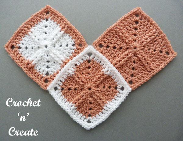 crochet square-600d