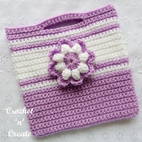 lilac bag