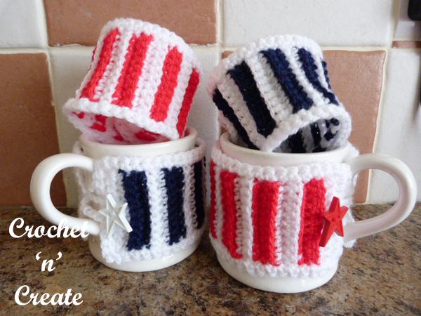 button mug cozy pattern-600