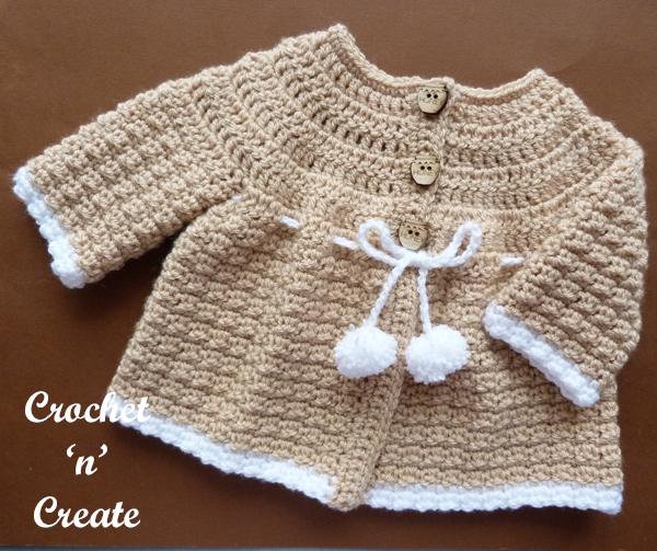 cute baby coat
