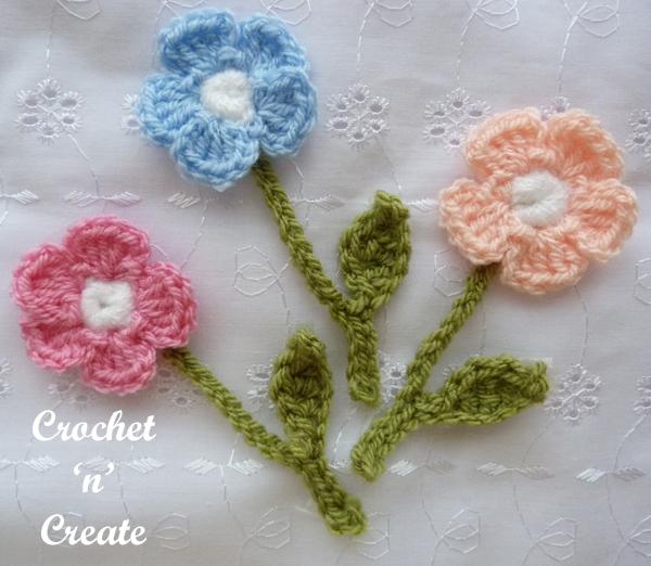 trio flowers