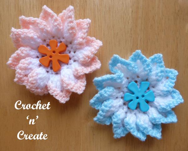 free flower pattern-600a
