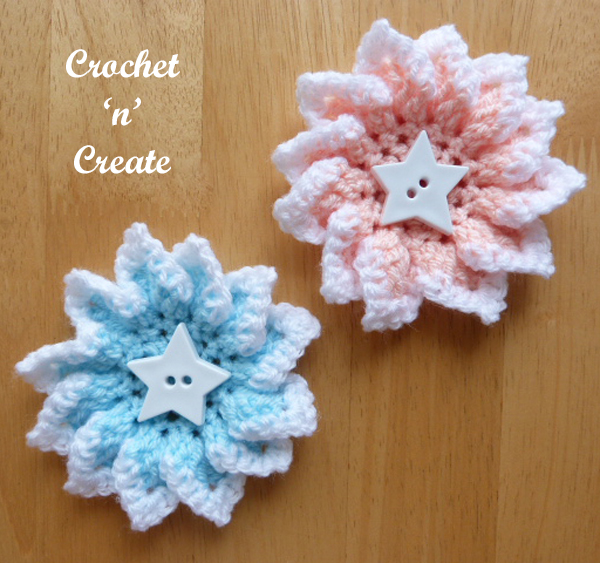 crochet flower-600b