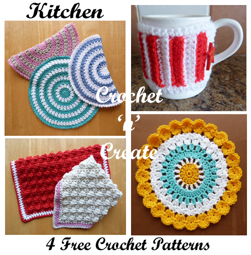 kitchen crochet
