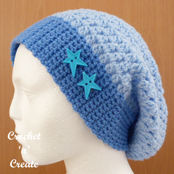 star slouch hat