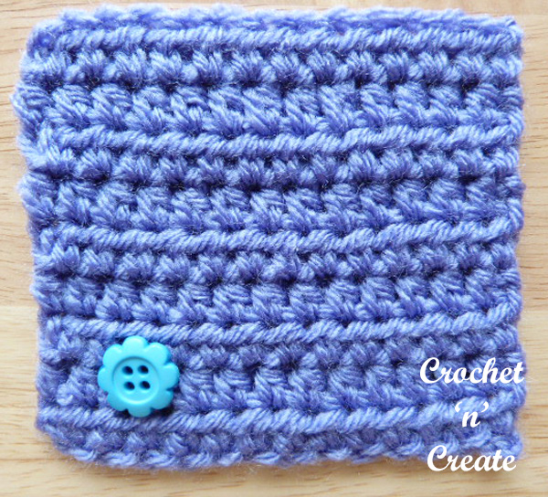 blue square coaster
