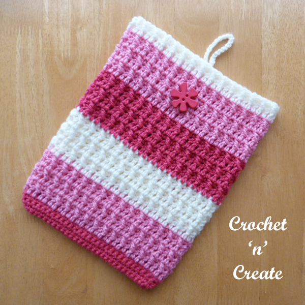 crochet tablet cosy-600g