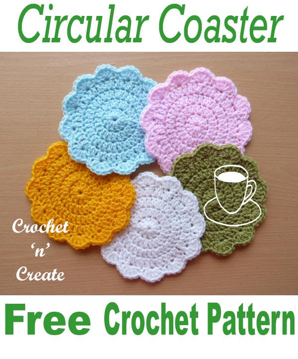circular coaster