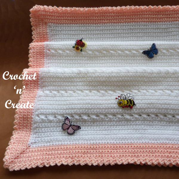 criss cross blanket