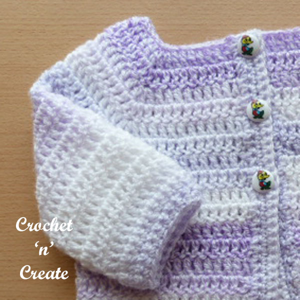 easy peasy baby cardigan-600e