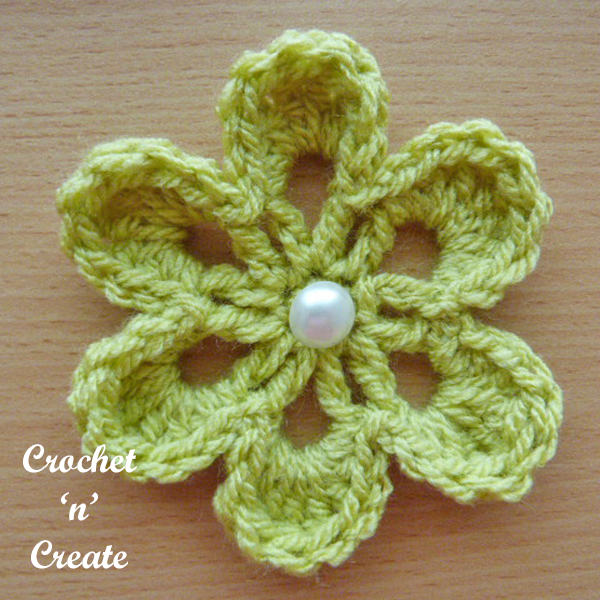 green applique