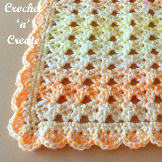 table center mat pattern
