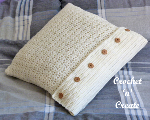 crochet pillow Archives Crochet 'n