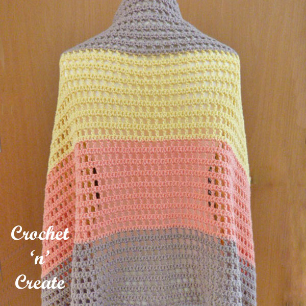crochet cotton wrap-600a
