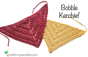 bobble kerchief