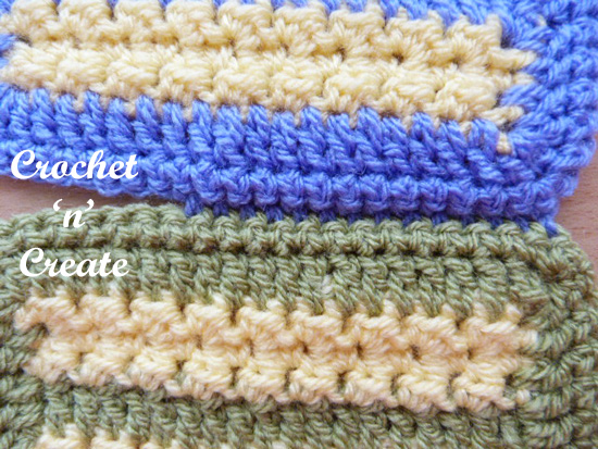 flat slip stitch joining