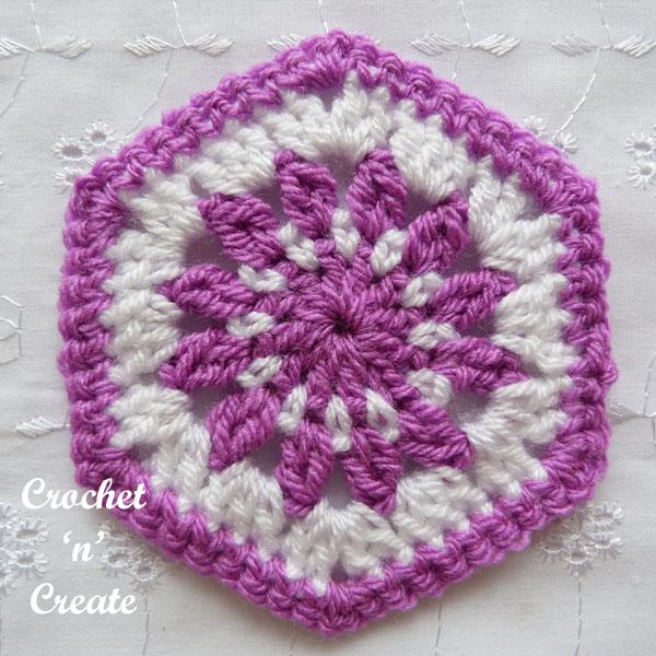 hexagon motif-600h