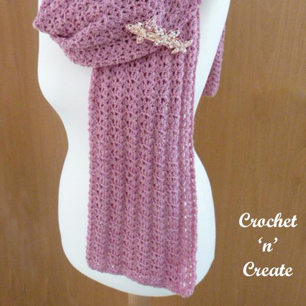 free ladies shawl pattern