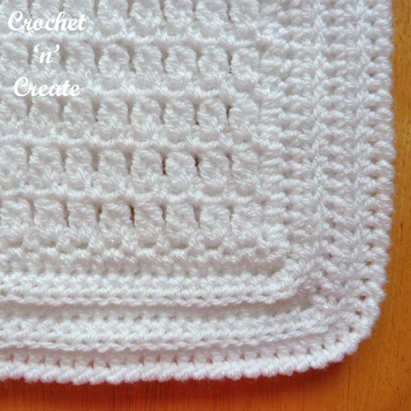 crochet baptizm shawl