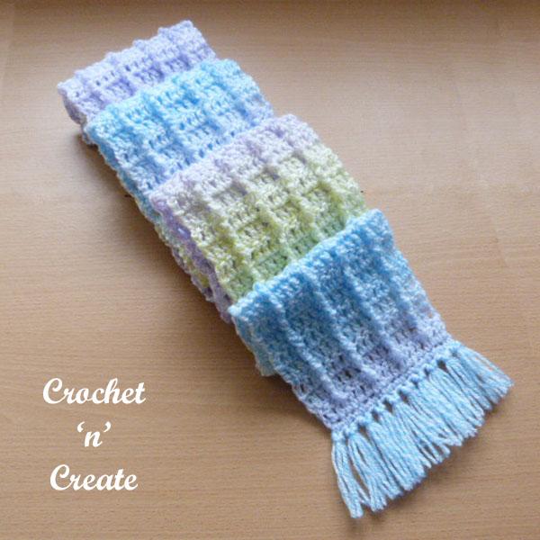 crochet scarf-600