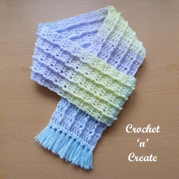 scarf pattern-600a