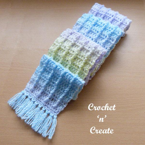 fringed scarf-600c