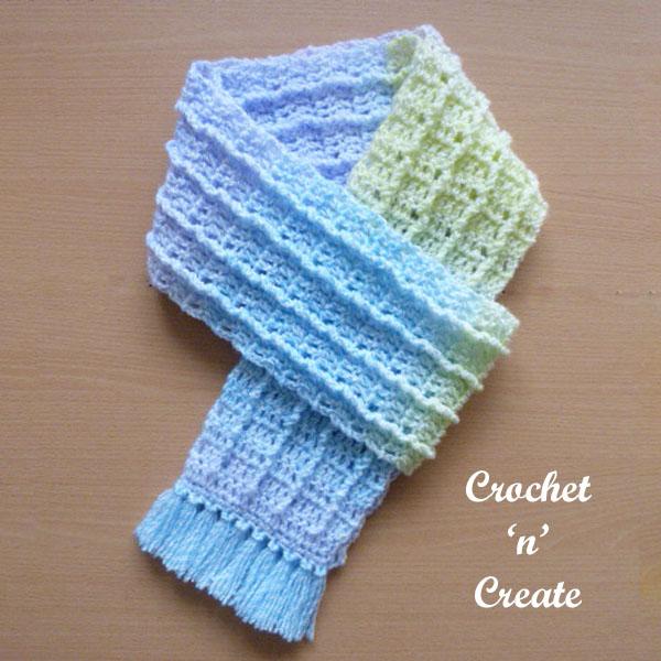 fringed scarf-600e